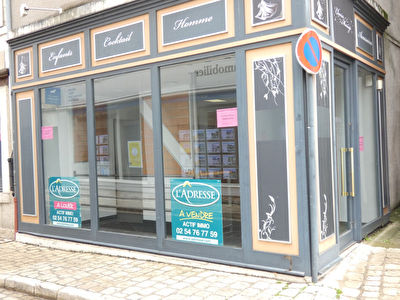 LOCAL COMMERCIAL A VENDRE ROMORANTIN